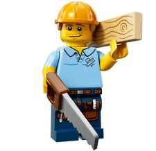 Lego Minifigures Serie 13 Minifigura Carpenter 71008 - Nuevo, 100% Original