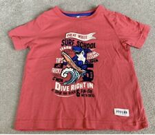 Joules Boys T-shirt Age 3 Years