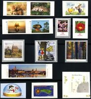 2014sk] Deutschland 2014 selbstklebende Briefmarken postfrisch komplett