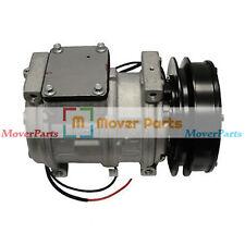 Ac Compressor Se501468 For John Deere 8570 8770 8870 8970 Ct322 Ct332 317 320