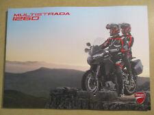CATALOGUE MOTO : DUCATI : MULTISTRADA 1260   12/2017