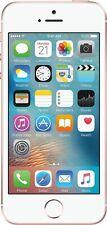 Apple iPhone SE 16GB Rosegold Neuwertig DE Händler ohne Vertrag/ Simlock WoW
