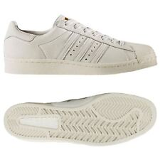 Adidas Mens Superstar Boost Sz 11 Originals Vintage White BB0187 shoes