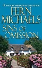 Sins of Omission by Fern Michaels (2016, CD, Unabridged)