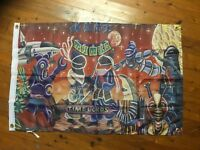 Time lords Mambo Banner Aussie Mancave flag poster print man cave gift ideas