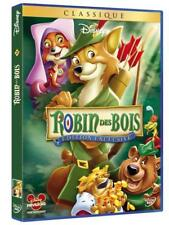 DVD *** ROBIN DES BOIS *** Walt Disney N°25
