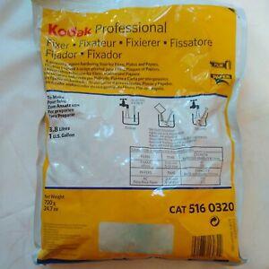 Kodak FIXER Black & White Film & paper Makes 1 Gallon 3.8 Liter EXp 08/2020