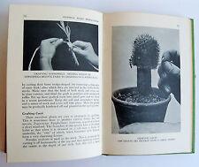 PICTORIAL PLANT PROPAGATION 1956 G F Gardiner illustrated Garden Book Club HB VG