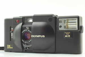 [NEAR Near MINT with Flash ] Olympus XA4 Macro 35mm w/ A11 Strap From Japan