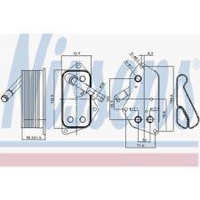 Nissens Ölkühler, Motoröl BMW 90689 BMW