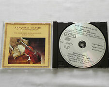KUIJKEN - KOHNEN / FORQUERAY - DOLLE Late french viol music CD ACCENT ACC 67808