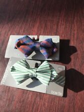 Boys Nordstrom Bow ties Plaid & Striped