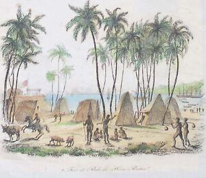 Louis Choris Hawaii 1816 images