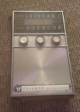 Vintage Triumph Model Solid State Multi-Band AM FM Radio Receiver ANTIQUE - old!