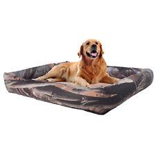 Pet Dog Cat Bed Puppy Cushion Soft Warm Mat Blanket Washable Mattress Pick Size