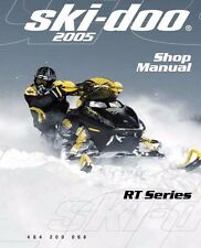 Ski-Doo service shop manual 2005 MACH Z 995 SDI