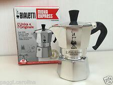 Caffettiera Moka Tazze 1 restyling Bialetti
