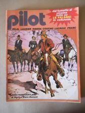 PILOT n°12 1983 rivista di comics fumetti  [G793]