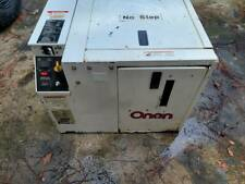 Cummins Onan 5 Mdkau 5 Kw Marine Diesel Generator 60 Hz