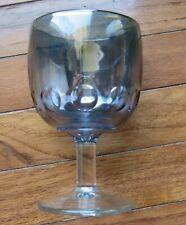 Vintage 1968 Blue Goblet