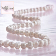 LOVELY BRAND NEW AND BOXED FRESHWATER PEARL NECKLACE FROM AVON