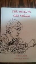 """Two Hearts One Stone"" by Fred J Renk.  Matador, bull-fighter, biography David"