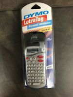 Dymo Letra Tag Personal Label Maker N10926
