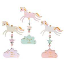 Unicorn Dreams Photo Clip Memo Clip Unicorn Decoration Girls Bedroom Nursery Peg
