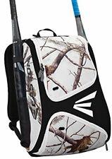 Easton E110bp Bat Backpack White/Camo