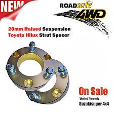 2 x Toyota Fortuner Strut Spacer 1'' 20mm Lift Kit Suspension Pair 2015 onwards