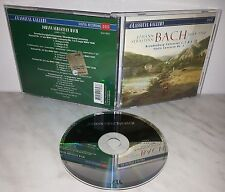 CD J.S. BACH - BRANDENBURG CONCERTOS - NUOVO - NEW