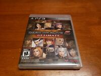 Dead or Alive 5: Ultimate (Sony PlayStation 3, 2013) PS3 CIB Complete TESTED