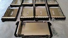 DELL POWEREDGE 2900 2950 SAS SATA HARD DRIVE SWAP CADDY TRAY 3.5 LOT 10 OD981C