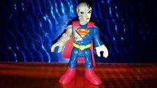 Imaginext DC Super Friends Cyborg Superman Rare HTF
