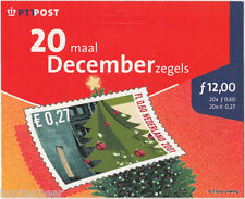 MAILER HB 2014-33 20 DECEMBERZEGELS 2001 CAT.WRD. 25,00 EURO