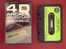 Time Gate by Quicksilva - ZX Spectrum cassette