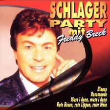Freddy Breck Schlagerparty mit (14 tracks)  [CD]