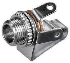 Goobay Klinkeneinbaubuchse - 3,5 mm - mono 1Paar