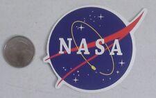 Nasa sticker logo skate skaterboard cell laptop bumper decal