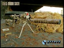Zytoys 1/6 TAC-50 Long-Range Sniper Rifle: Sand Camo