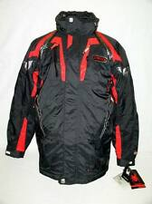 $640 NEW SPYDER 2o.OOOmm SPYDER ST.ANTON INSULATED SKI JACKET MENS L BLACK