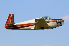 1/4 Scale Mooney M-18 Mite Plans, Templates and Instructions 69ws
