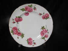 FOLEY BONE CHINA CENTURY ROSE SALAD PLATE SIGNED PAUL GRANET EXCELLENT COND.