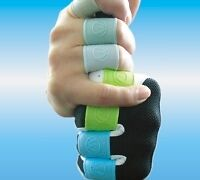 NEW GOLFER'S FUNCTIONAL FINGER BAND (LARGE SIZE)