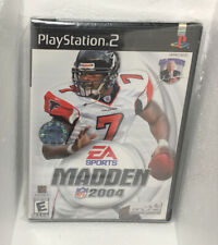 Madden Nfl 2004 Sony Ps2 Ps3 PlayStation 2 3 . Sealed . Brand New Ps3 Also!