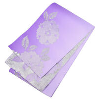 Japanese Traditional Kimono Yukata OBI Belt Polyester Made in JAPAN 16 Purple B