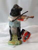Beswick pig band DANIEL VIOLINIST  with certificate. no box