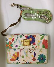 NWT Disney Parks Dooney and Bourke Tinkerbell Zip Crossbody Bag Purse Tinkerbell