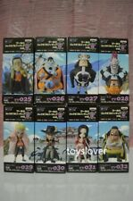 One Piece WCF Vol 4 Seven Warlords of the Sea