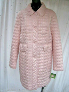KATE SPADE, New York, NWT, XL, A Fabulous Quilted Jacket/Coat & Bag!